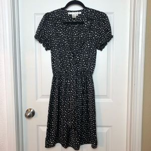 Polka dot max studio dress